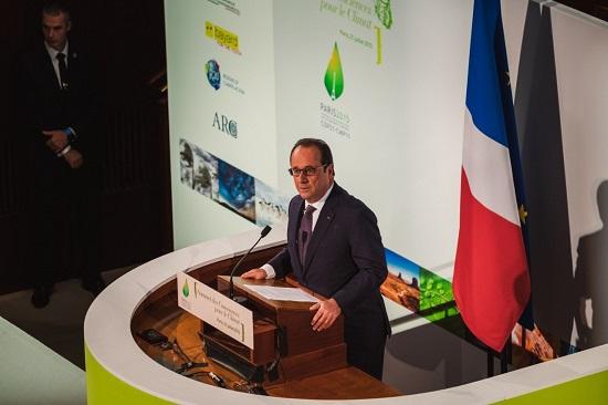 """""""气候良知峰会""""在巴黎召开 国际儒家生态联盟主席杜维明应邀参加"""